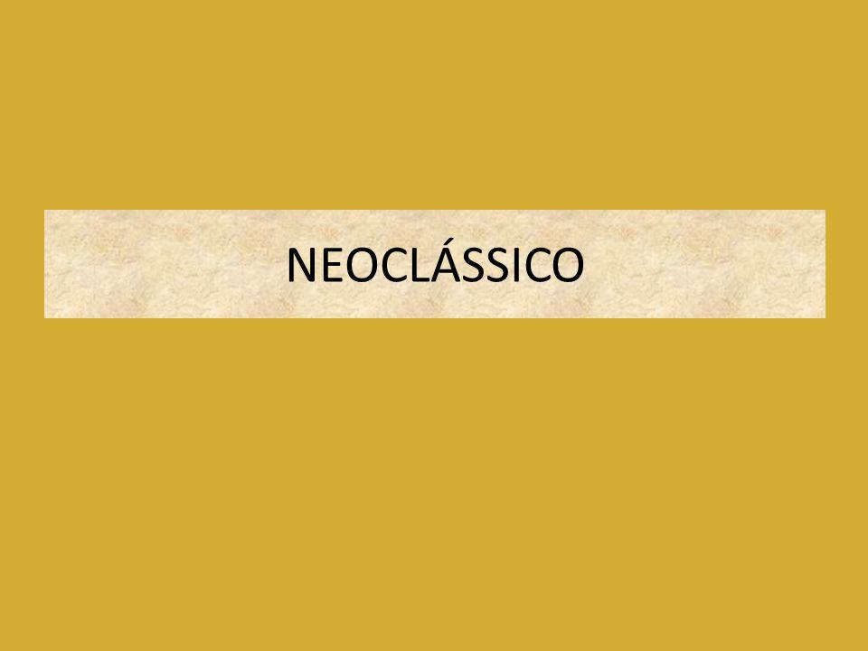 NEOCLÁSSICO