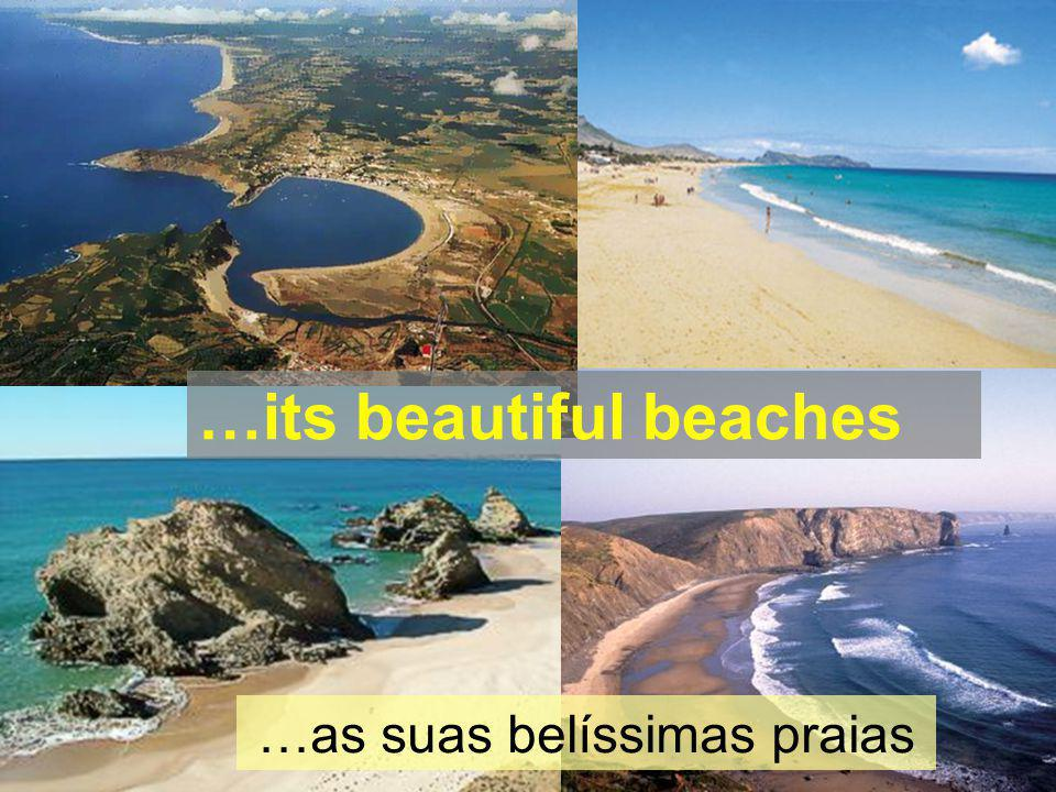 …its magnificent panoramic views Portugal is renowned for … Portugal é conhecido pelas suas magníficas paisagens