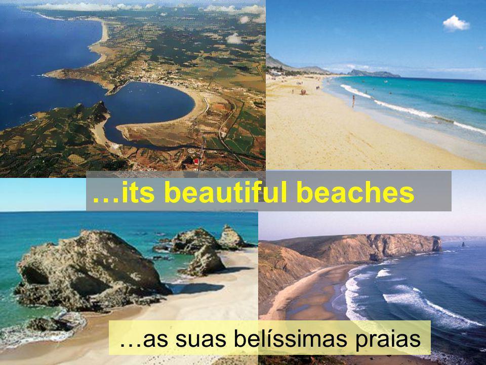 …its beautiful beaches …as suas belíssimas praias