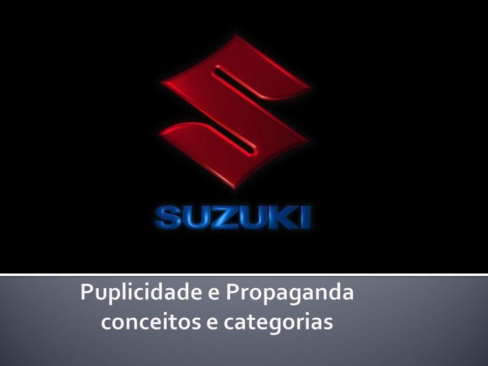 A suzuki foi fundada por Michio Suzuki na aldeia de Hamamatsu, no Japão, no ano de 1909.