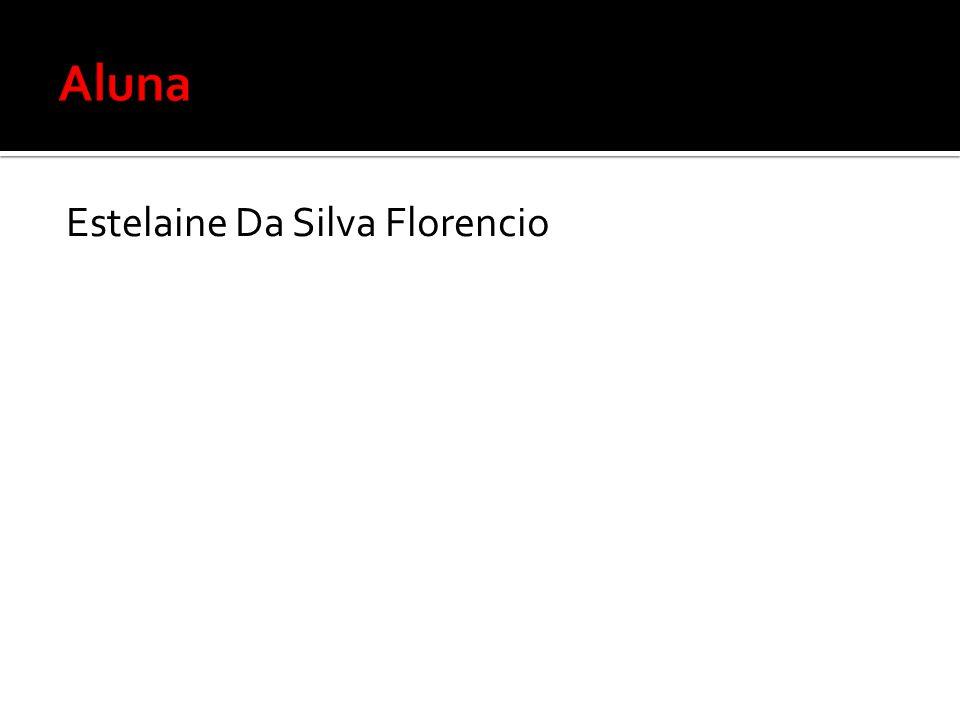 Estelaine Da Silva Florencio