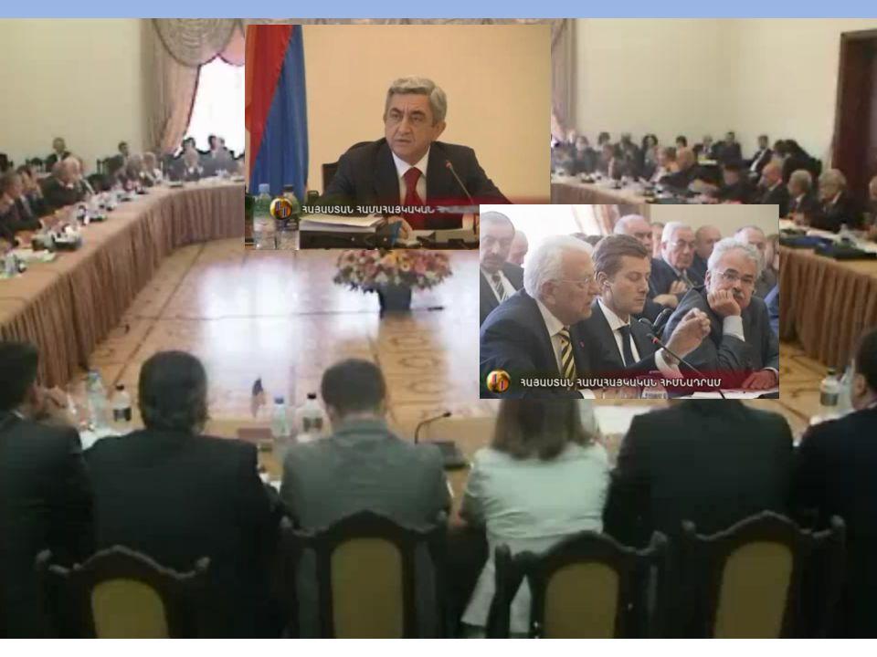 Fundo Armênia - Brasil Jcbboyadjian e jmariohadjinlian Presidente do Fundo Armênia do Brasil Sr.
