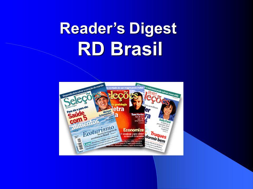 Reader's Digest - Quem somos.