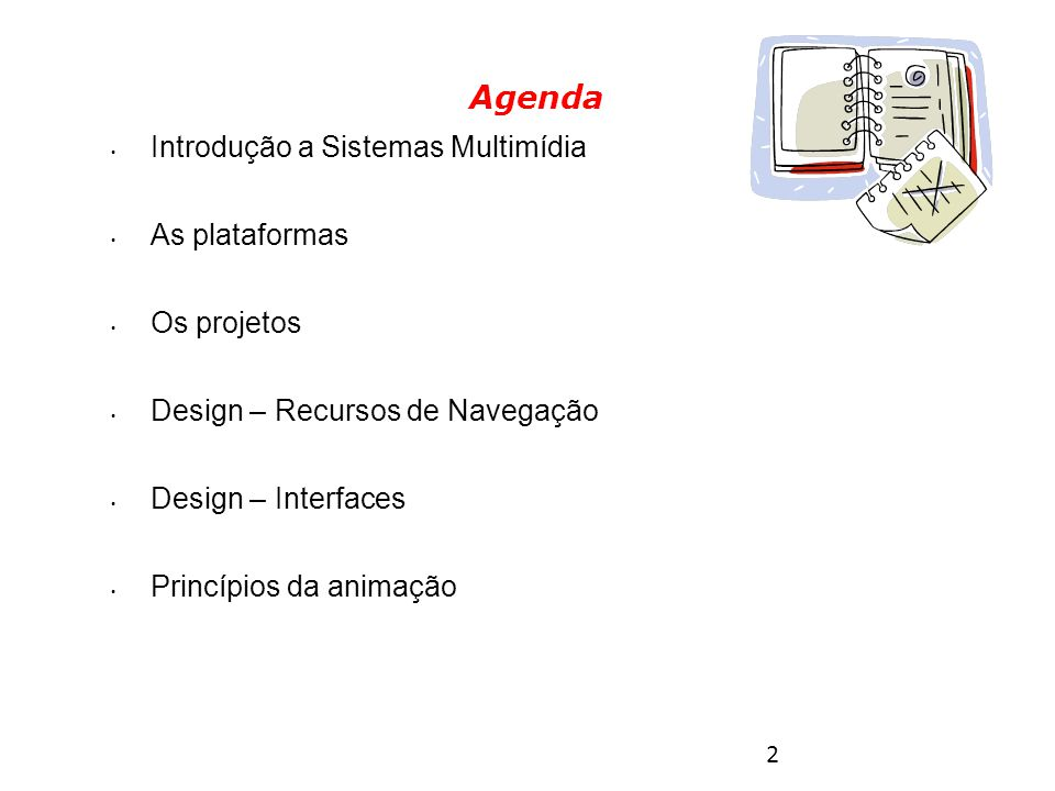 3 Sistemas Multimídia Introdução a Sistemas Multimídia