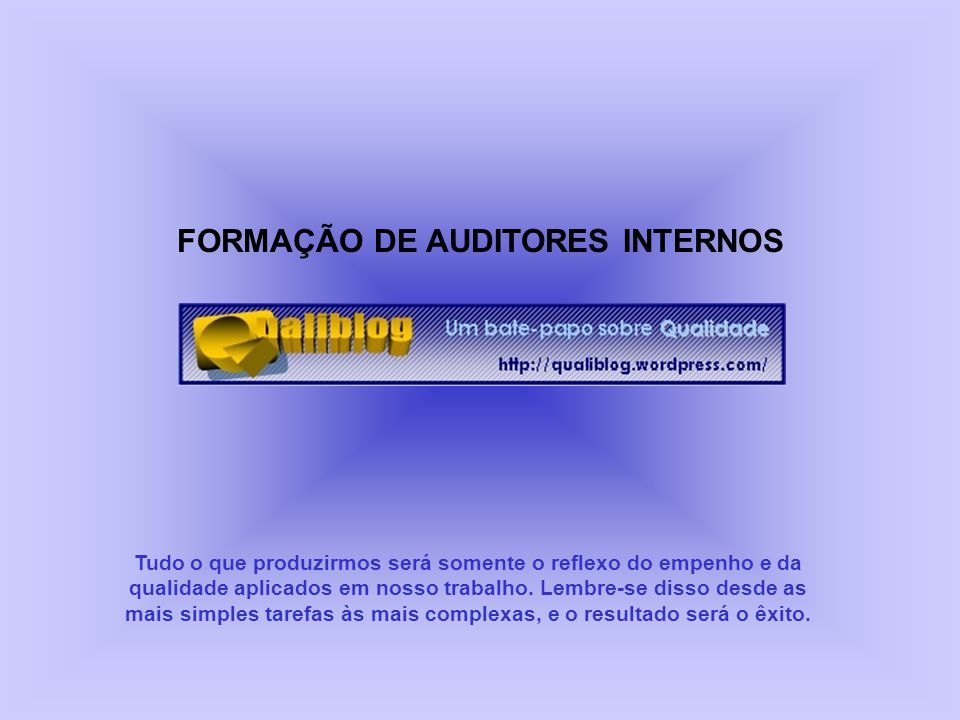 ISO 9001:2000 12345678 1Objetivo e campo de aplicação 1.1Generalidades 1.2Aplicação 2Referências normativas 3Termos e definições 4Sistema de Gestão da