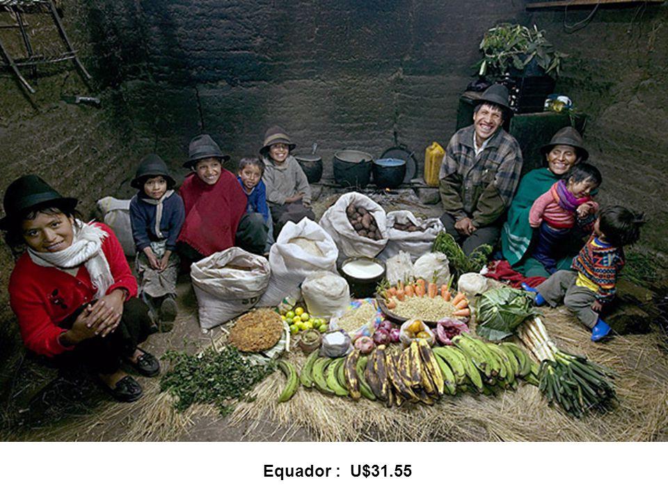 Equador : U$31.55