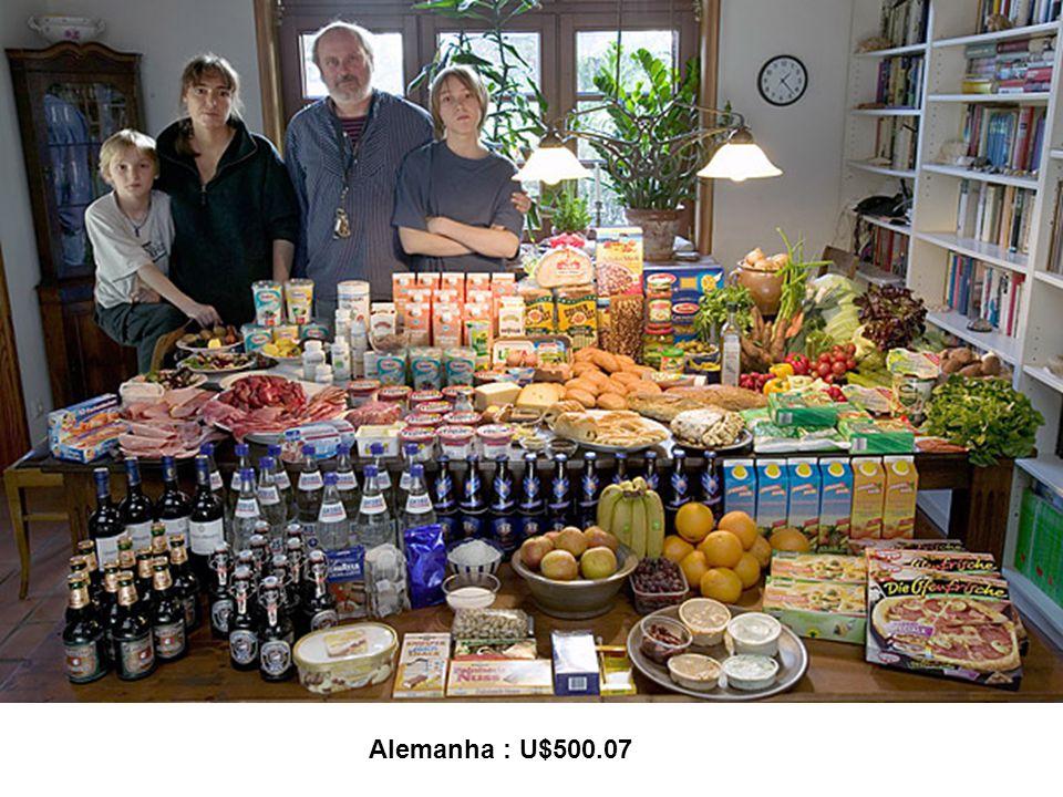 Alemanha : U$500.07