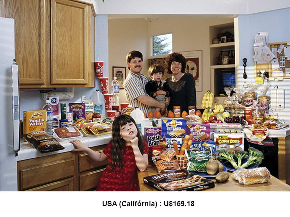 USA (Califórnia) : U$159.18