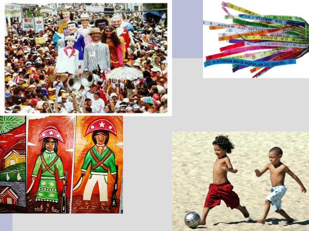 Cultura Regional Caracteriza uma região ou território.
