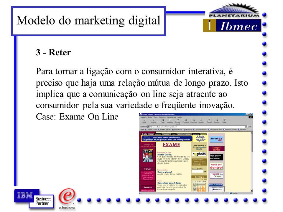 2 - Cativar É importante despertar no consumidor a vontade de realizar uma interação, ou até uma transação.