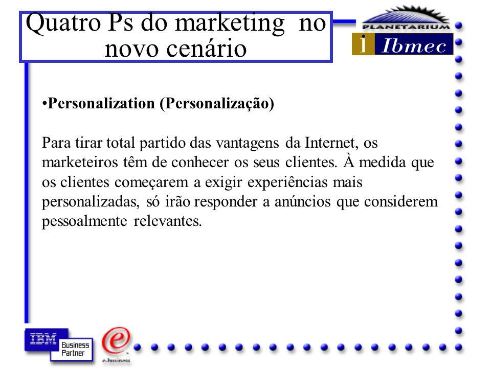 aaaaa Permission (Permissão) O permission marketing aumenta a percentagem de respostas porque qualifica os consumidores.