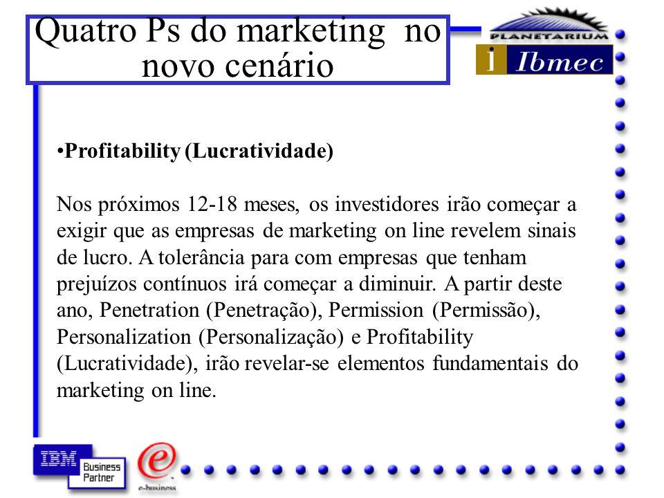 aaaaa Personalization (Personalização) Para tirar total partido das vantagens da Internet, os marketeiros têm de conhecer os seus clientes.