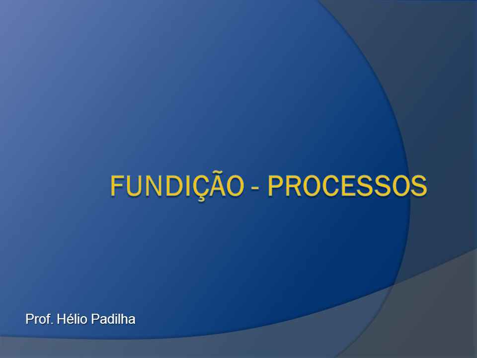 Prof. Hélio Padilha