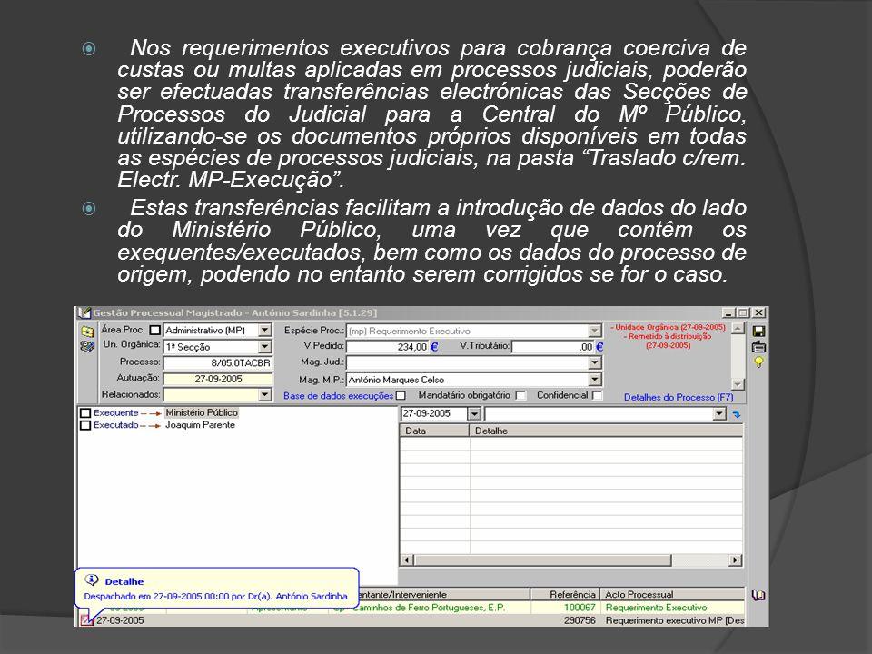 A introdução dos detalhes é em tudo semelhante a outros painéis Para todos os tipos de detalhes é possível associar um atalho, de forma a facilitar o registo.