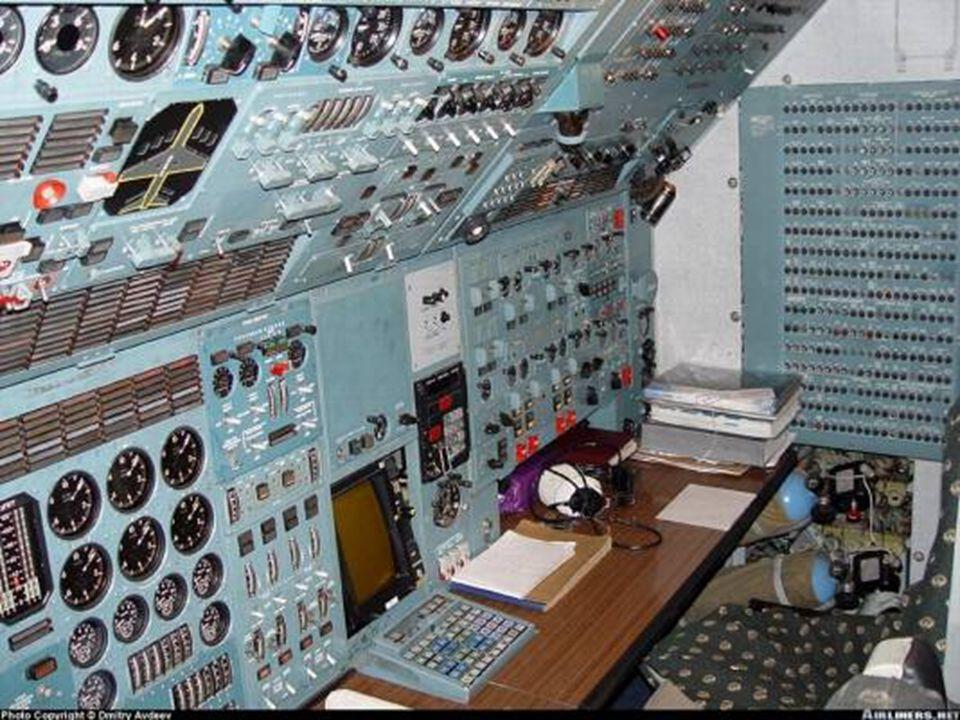 Computador de bordo? Piloto automático? Hum!!!