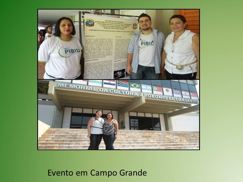 Evento em Campo Grande