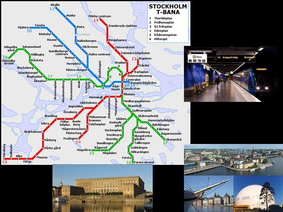 O metro de Estocolmo é considerado como a galeria de arte mais longa do mundo .