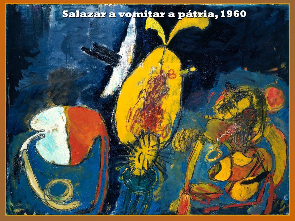 Ao longo da década de 1960 assina exposições coletivas em Inglaterra e, em1966, entusiasma a crítica ao expor individualmente, na Galeria de Arte Mode