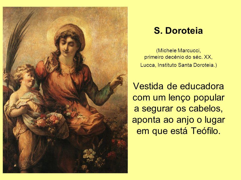 S.Doroteia (Michele Marcucci, primeiro decénio do séc.