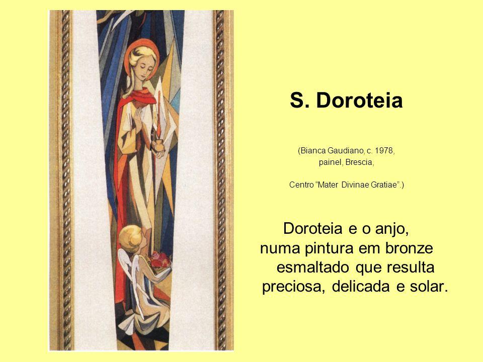 S.Doroteia (Bianca Gaudiano, c.