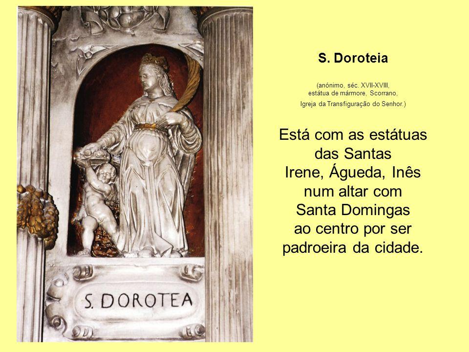 S.Doroteia (anónimo, séc.