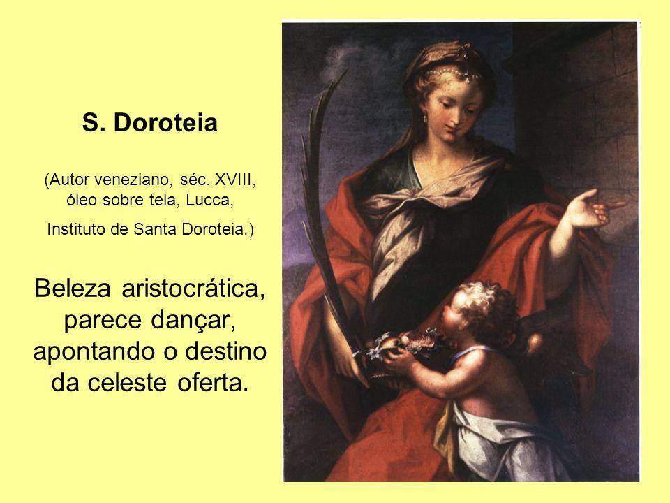 S.Doroteia (Autor veneziano, séc.