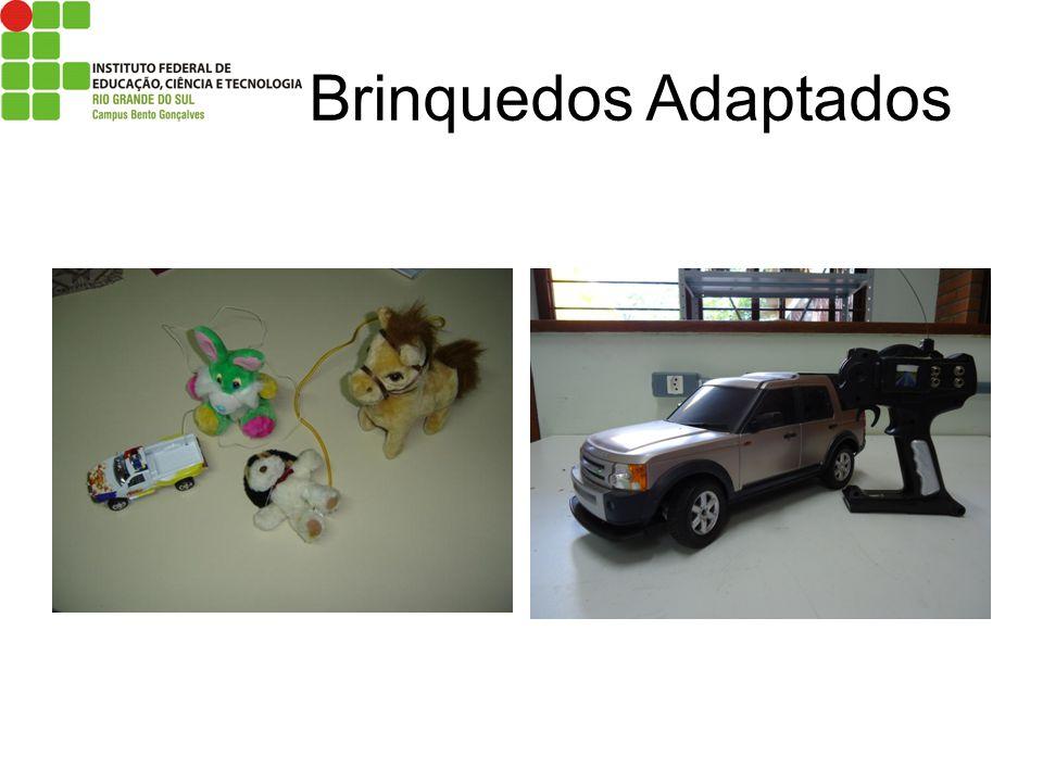 Brinquedos Adaptados