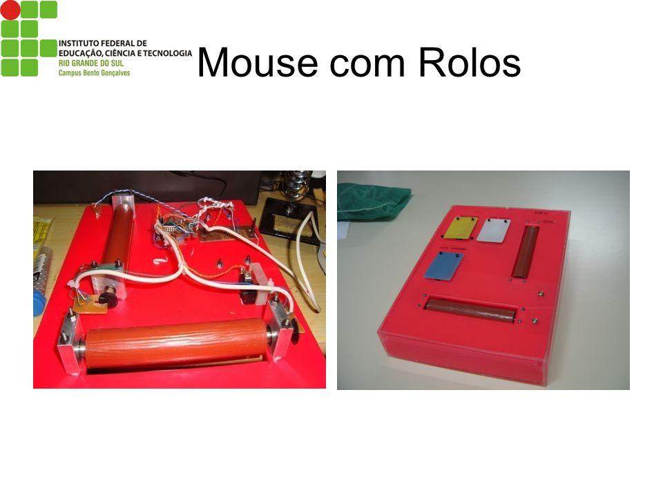 Mouse de Botão V3 74,4X101,8mm