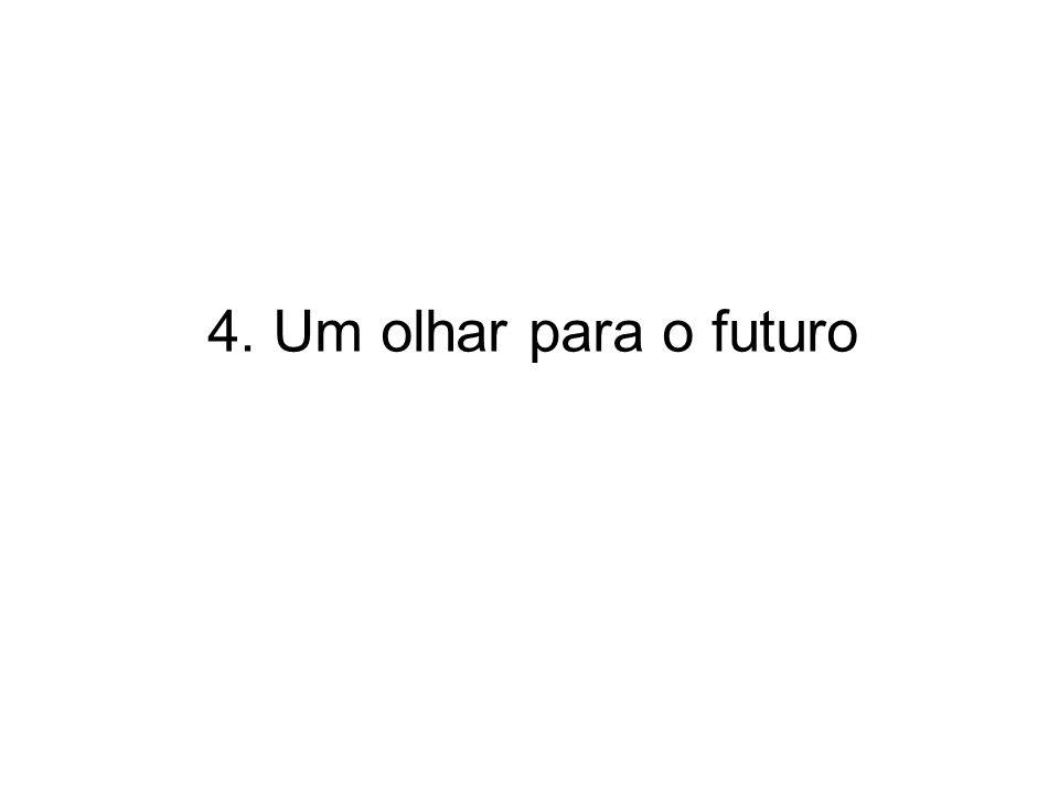 4. Um olhar para o futuro