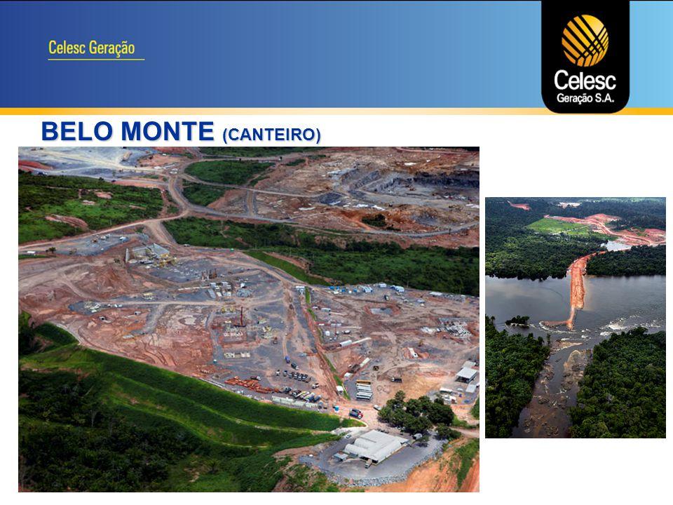 Capacidade de armazenamento Para obter licenciamento ambiental os grandes projetos tem de abrir mão dos seus reservatórios.