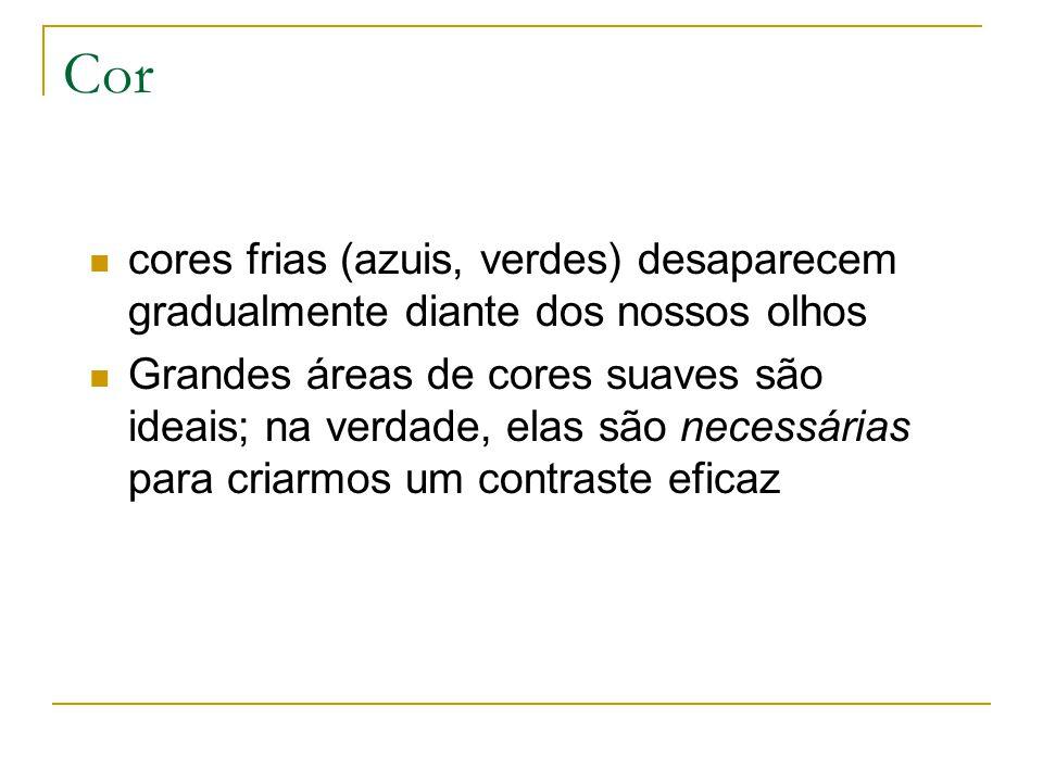Cores complementares Veja a mesma publicação onde foi utilizado um esquema de cores complementares: Cores Complementares