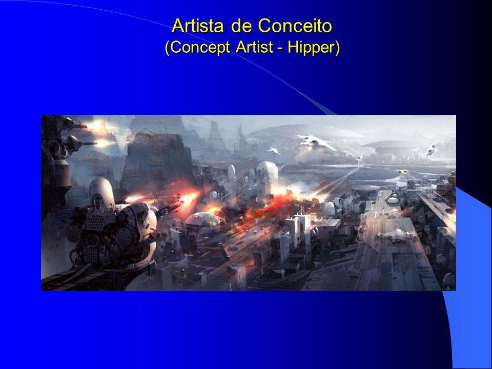 Artista de Conceito (Concept Artist - Hipper)