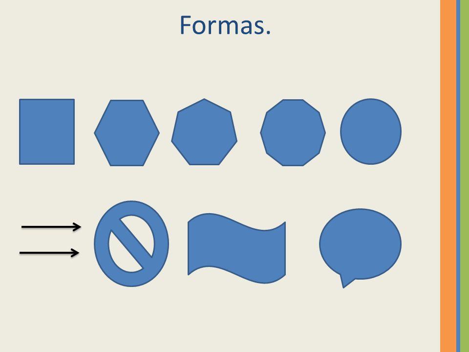 Formas.