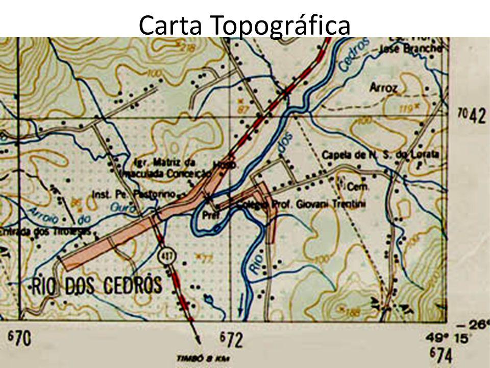 Carta Topográfica