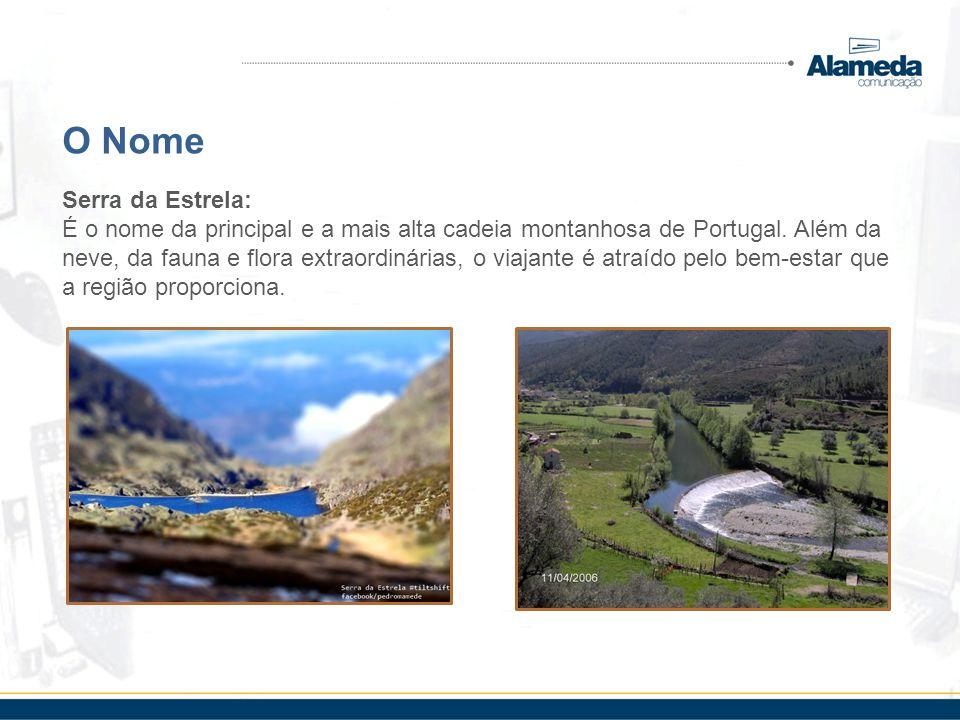 Serra da Estrela: É o nome da principal e a mais alta cadeia montanhosa de Portugal. Além da neve, da fauna e flora extraordinárias, o viajante é atra