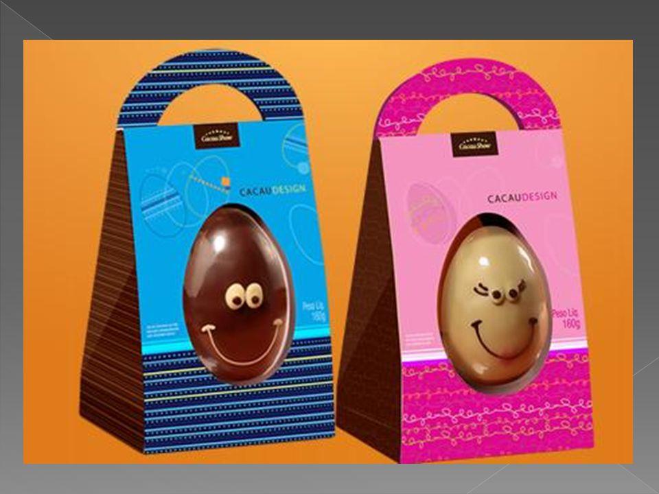  Visual da embalagem: embalagens vivas, que chamam atenção através das cores vivas e figuras animadas que parecem tomar vida.