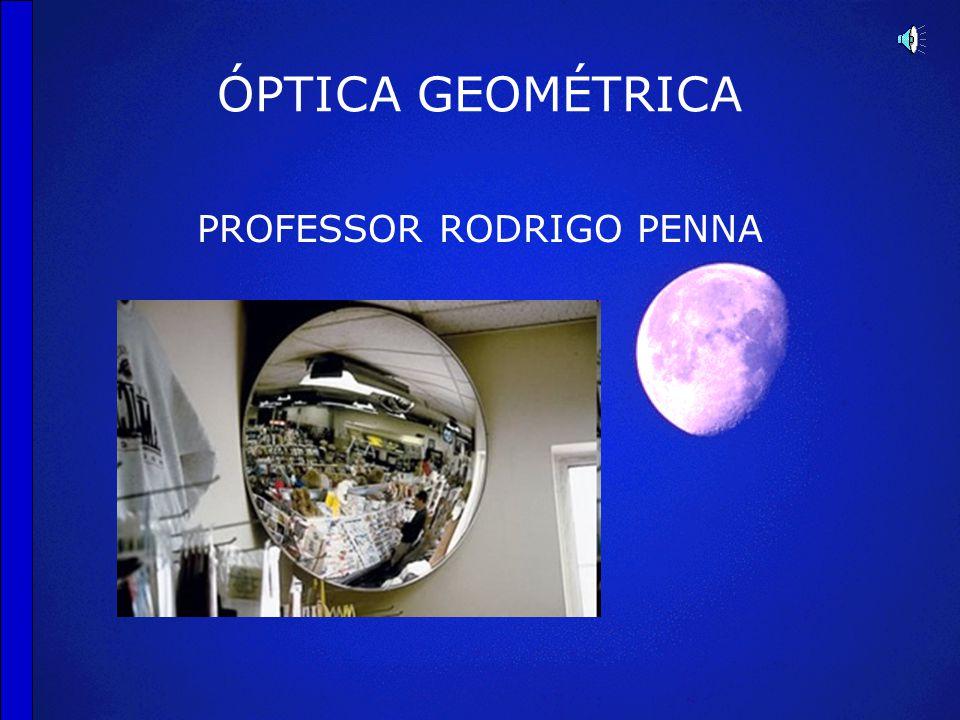 ÓPTICA GEOMÉTRICA PROFESSOR RODRIGO PENNA