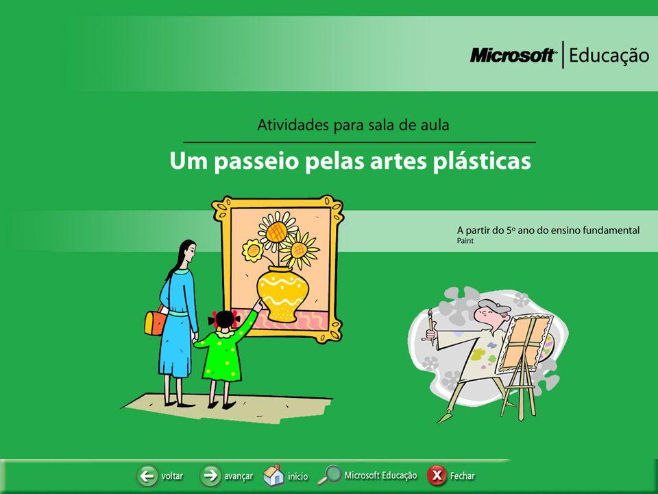 APRESENTAÇÃO Pintura, escultura, literatura, música, dança e arquitetura.