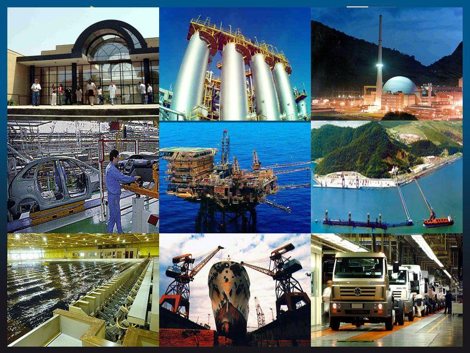 Produtos: Consultoria na Obtenção de Incentivos Fiscais; Comercialização de áreas nos Distritos Industriais.