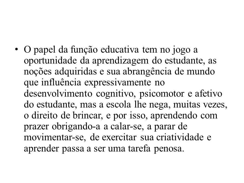 Cunha nos afirma:...