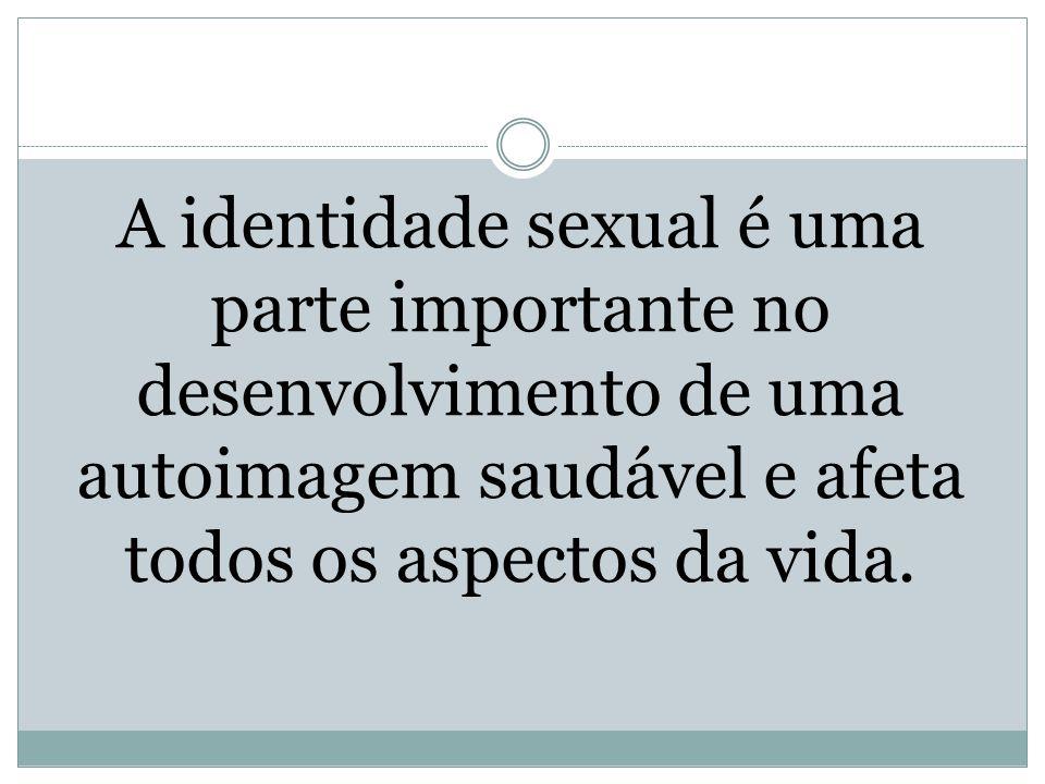 A identidade sexual é uma parte importante no desenvolvimento de uma autoimagem saudável e afeta todos os aspectos da vida.