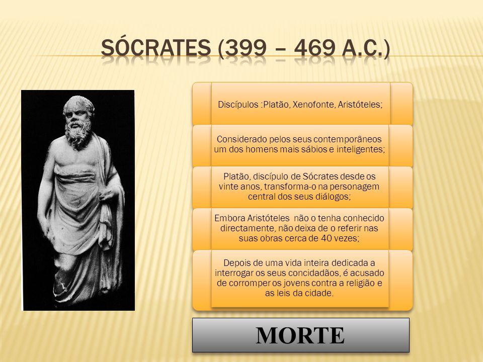 Um dos fundadores da atual filosofia ocidental.