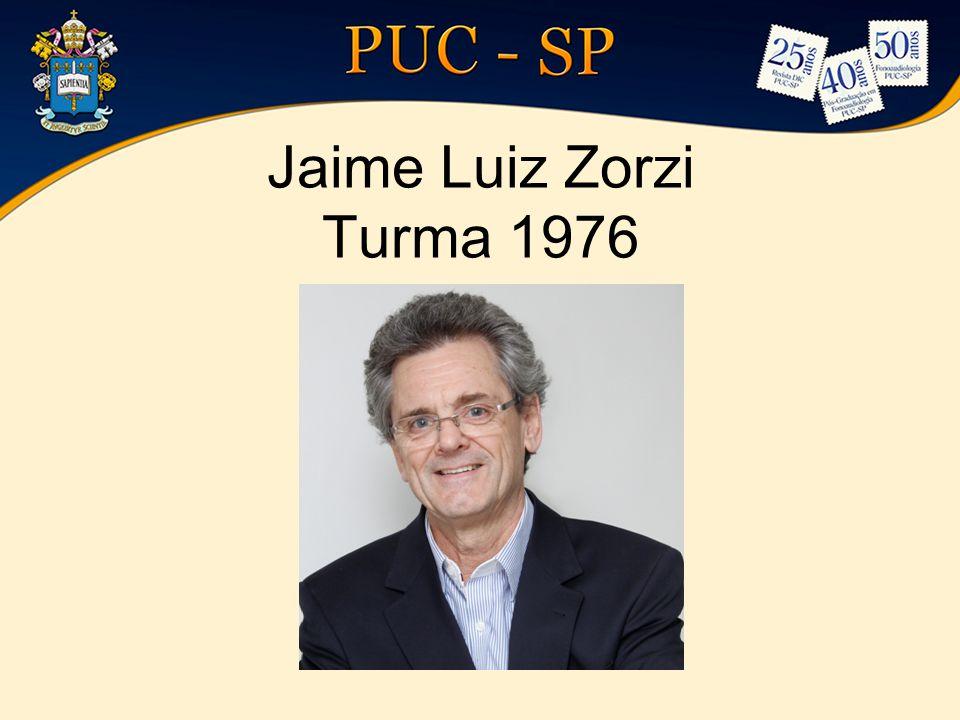 Jaime Luiz Zorzi Turma 1976