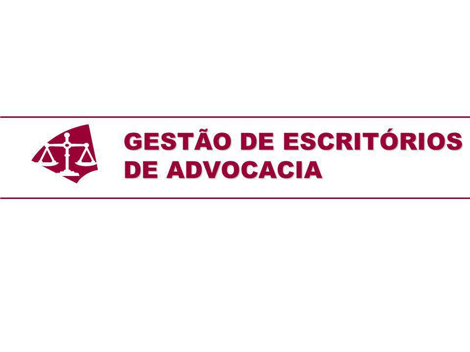 GESTÃO DE ESCRITÓRIOS DE ADVOCACIA