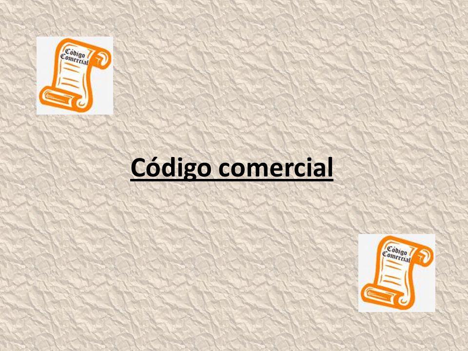 Código comercial
