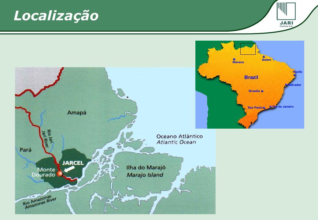 Fundação Orsa - Brasil 2001 - 8.444 milhões 2002 - 10.271 milhões 2003 - 12.716 milhões 2004 – 16.535 milhões INVESTIMENTOS (R$) ATENDIMENTOS Unidade Jari Pará Sede São Paulo 2001 - 731.000 2002 - 1.020.000 2003 - 1.300.000 2004 – 1.345.000