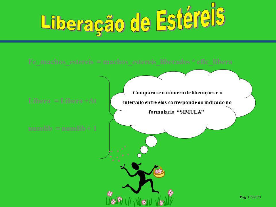 Fe_machos_estereis = machos_estereis_liberados * efic_libera Libera = Libera +  t numlib = numlib + 1 Compara se o número de liberações e o intervalo