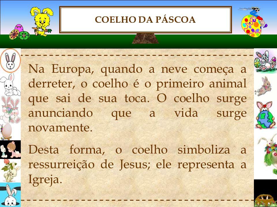 CORDEIRO PASCAL Jesus Cristo foi o sacrifício máximo, que foi dado em favor dos homens.