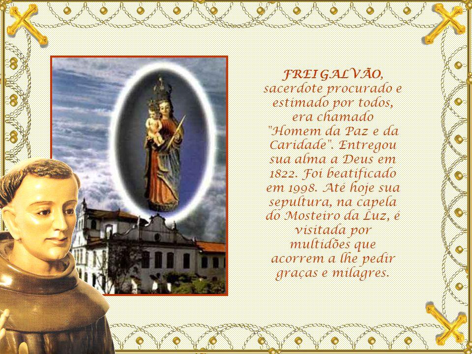 Milagre da Canonização - Sandra (1999) Aconteceu em 1999, em São Paulo, com a paulistana Sandra Grossi de Almeida.