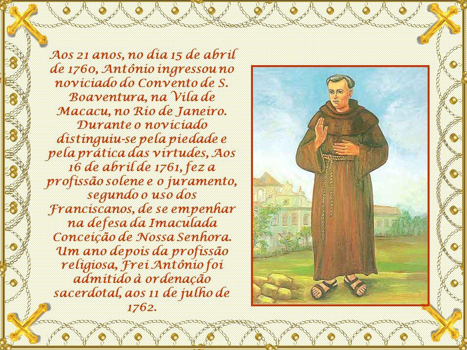As Irmãs Concepcionistas, ordem religiosa fundada por Frei Galvão, vieram para Guaratinguetá em 1944.
